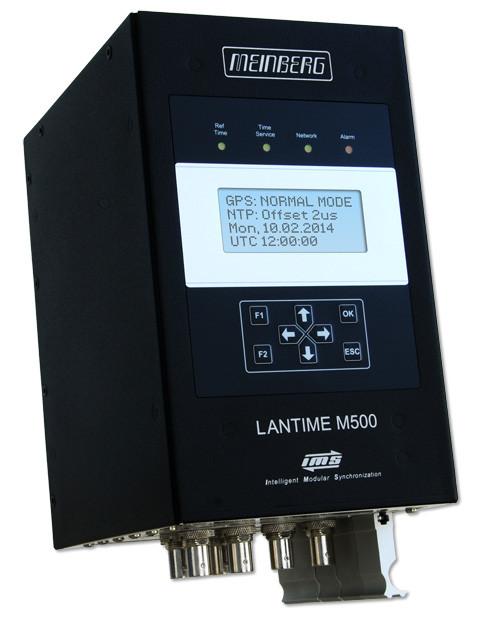 Lantime M500, front.