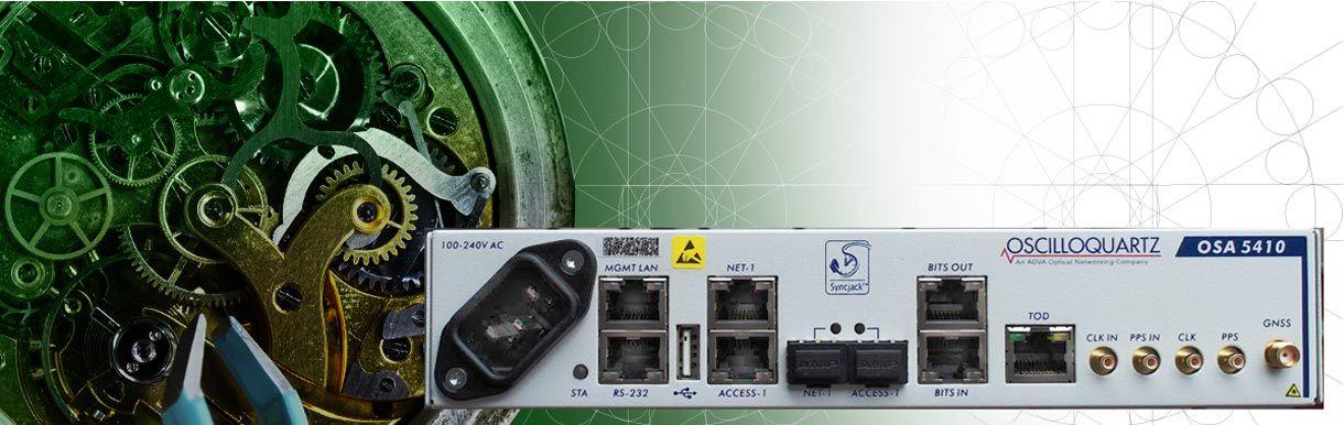 Seria urządzeń OSA 54xx.