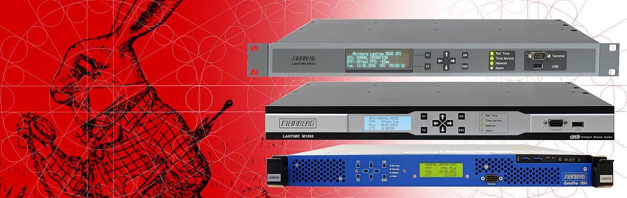 Serwery czasu - NTP